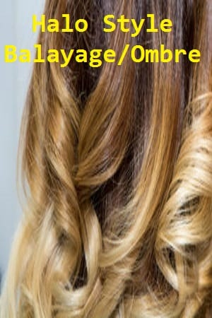 halo hair dye style the best human hair extensions in oc clip in halo 3018