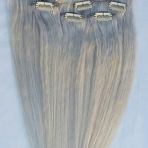 18202224 100 Clip In Human Hair Extensions 7pcs14 Clips