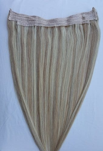 18 20 100 Highlighted Human Hair Extensions