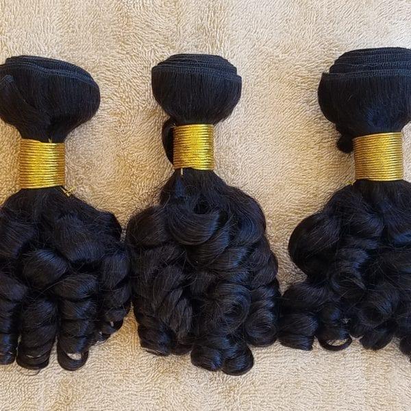 141618 300g Virgin Unprocessed Weft Hair Weft Weaving