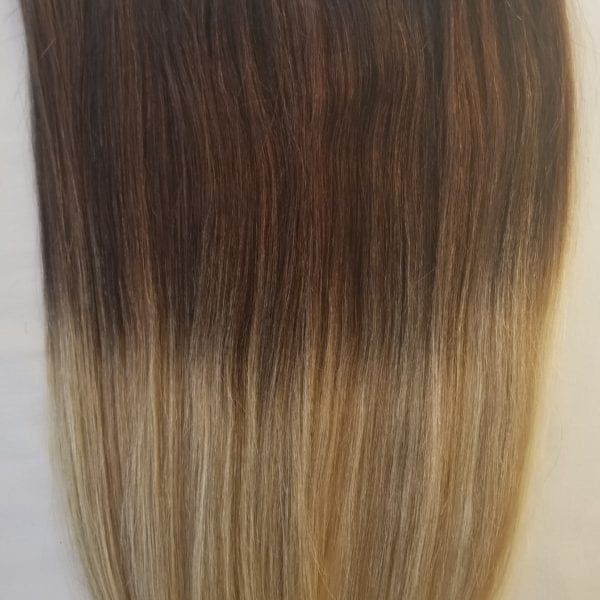 20 Weft Hair 100 Gramsweft Weaving Without Clips100 Ombre