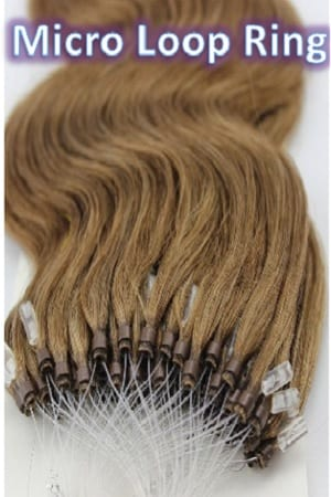 Micro Loop Rings Hair Extensions