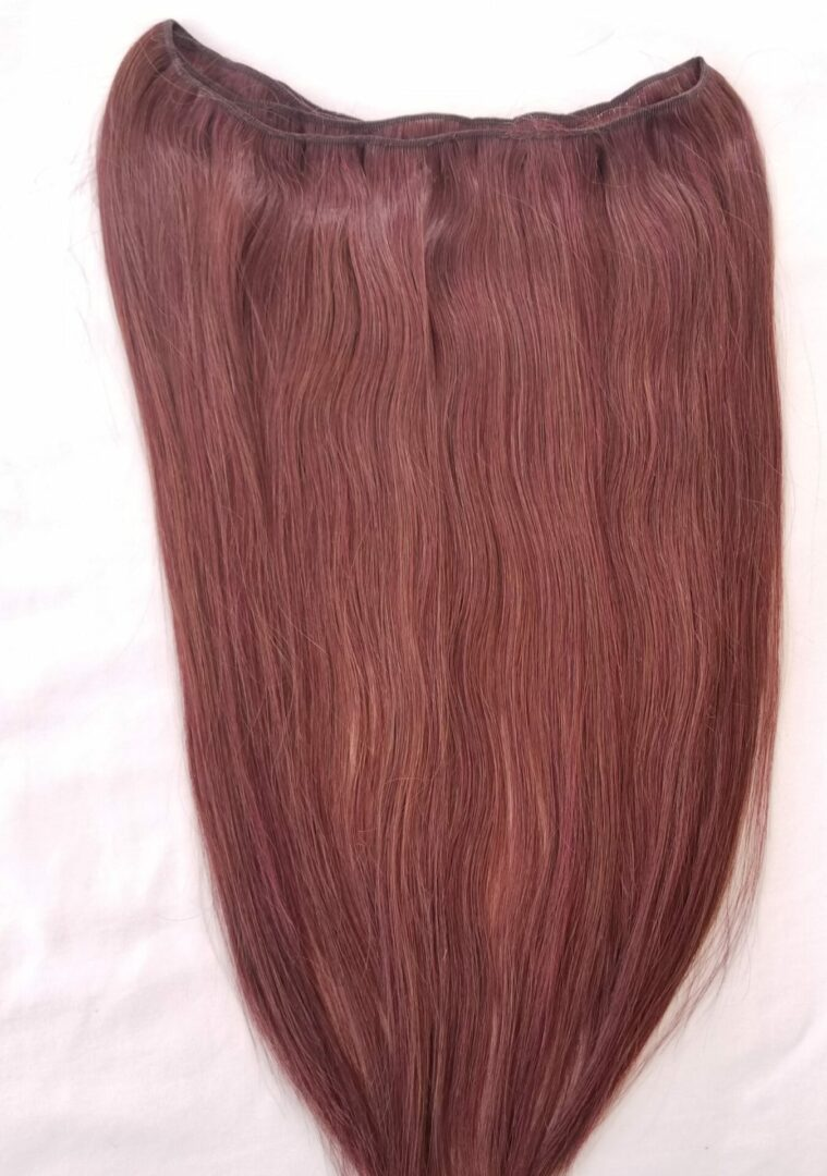 20 Weft Hair 100 Gramsweft Weaving Without Clips100