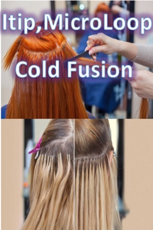 Itips, Micro Loops Hair Extensions (Cold Fusion)